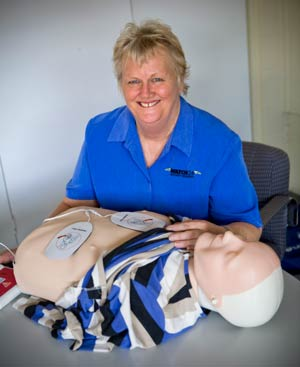 Hartbeat Training, Gympie - First Aid Training - Cindy Hartwig.