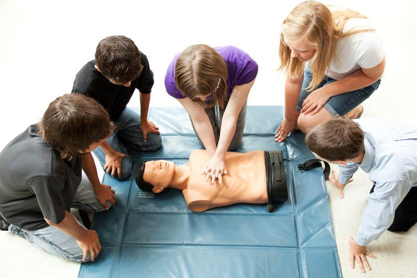 Hartbeat Training, Gympie. - Non Certificate CPR Training Training.